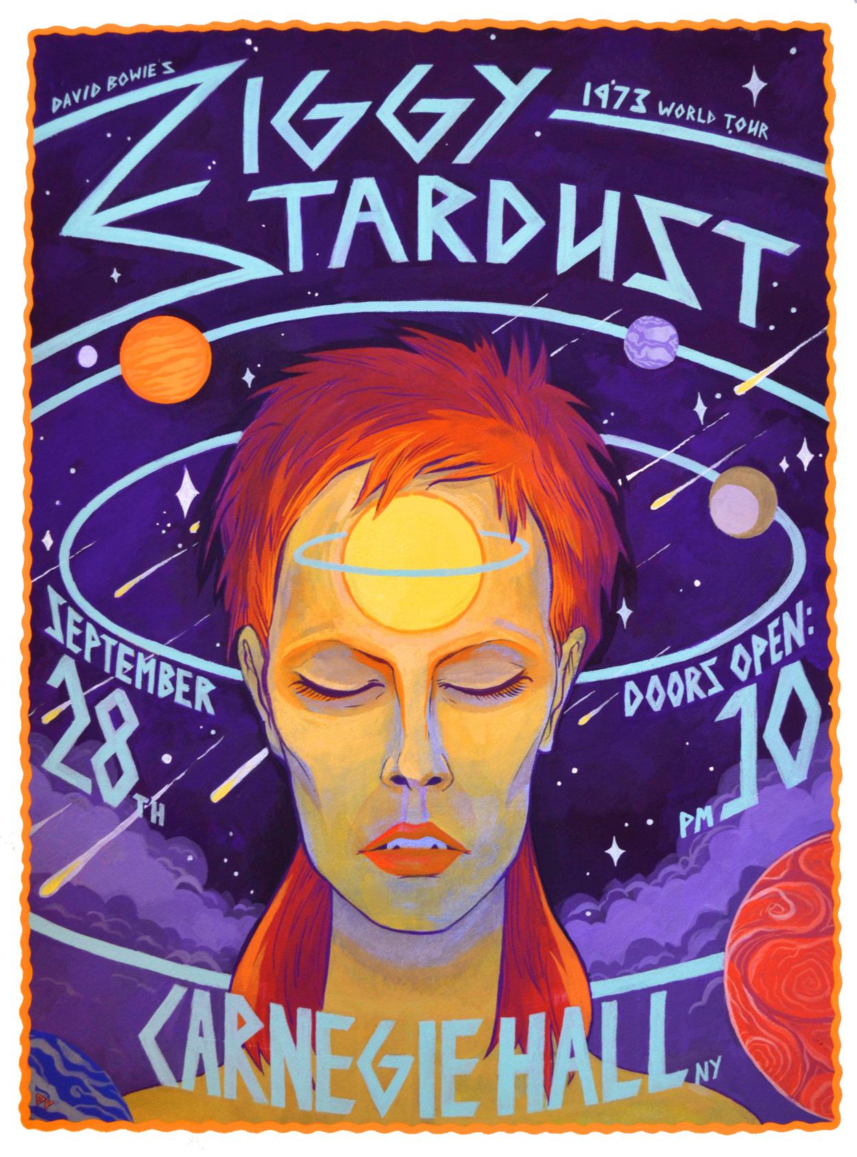 David Bowie Ziggy Stardust Tour David Bowie's Ziggy Stardust